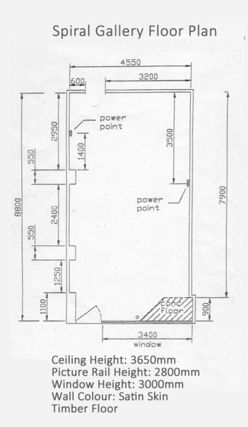 Gallery 1 Floor Plan