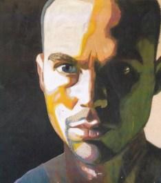 Self-portrait, Cairns