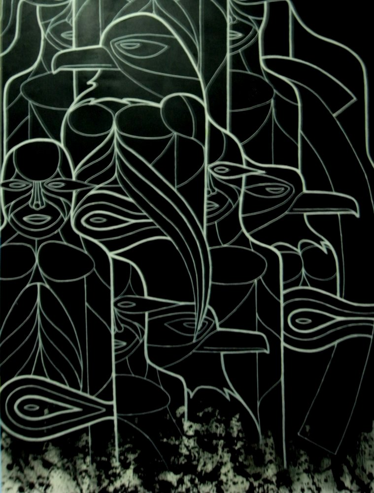 Max Hannan_Fusionistic lines_detaila