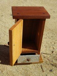 "ZD Jo Saccomani ""Wood cupboard"" 32 x 13 x 19 cm"