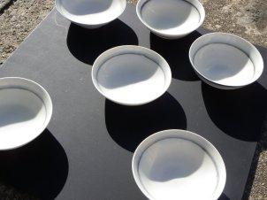M Margaret Brown Porcelain Bowls 15 cm